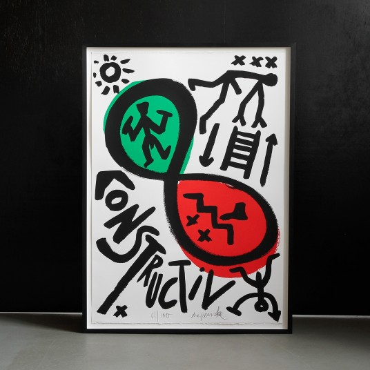 A.R. Penck, artflash