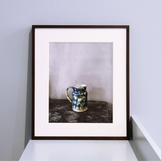 Morandi's Objects. Pitcher