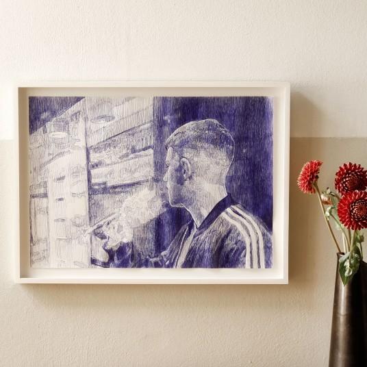 Nadine Wölk, artflash
