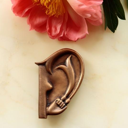 Das Ohr des Giacometti