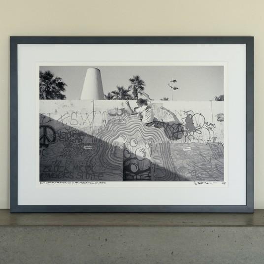 Bela Horvath, Surfstyle, Venice Pavilion (RIP), Venice Ca, Venice 1980s