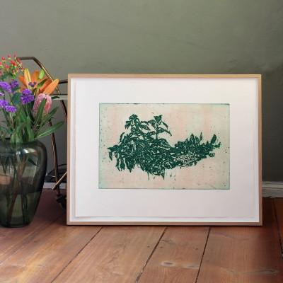 Ida Barbarigo , Ohne Titel (Branche Fleurie)