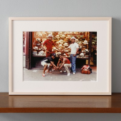 Jamel Shabazz, Street Photographers of Times Square
