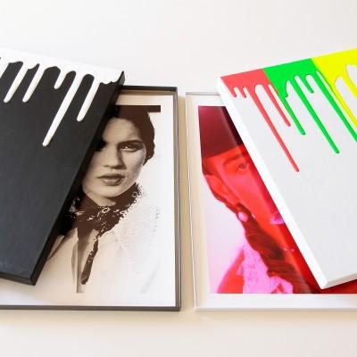 Jurgen Ostarhild, Stilikonen der 90er, Vorzugsausgabe inkl. 12 Fotografien