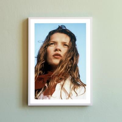 Jurgen Ostarhild, KATE MOSS, c, Camber Sands, 1992