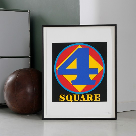 Robert Indiana, Polygon Square